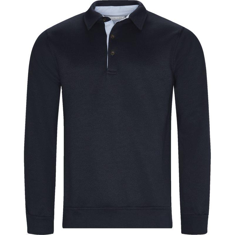 Allan clark - sevilla sweatshirt fra allan clark på kaufmann.dk