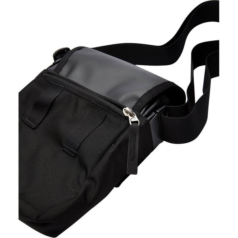 BARDU BAG T0AVAQ - Bardu Skuldertaske - Tasker - BLACK - 2