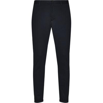 Pisa Jersey Bukser Regular | Pisa Jersey Bukser | Blå
