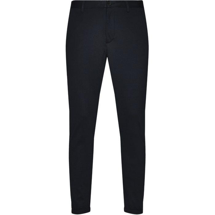 Pisa Jersey Bukser - Bukser - Regular - Blå