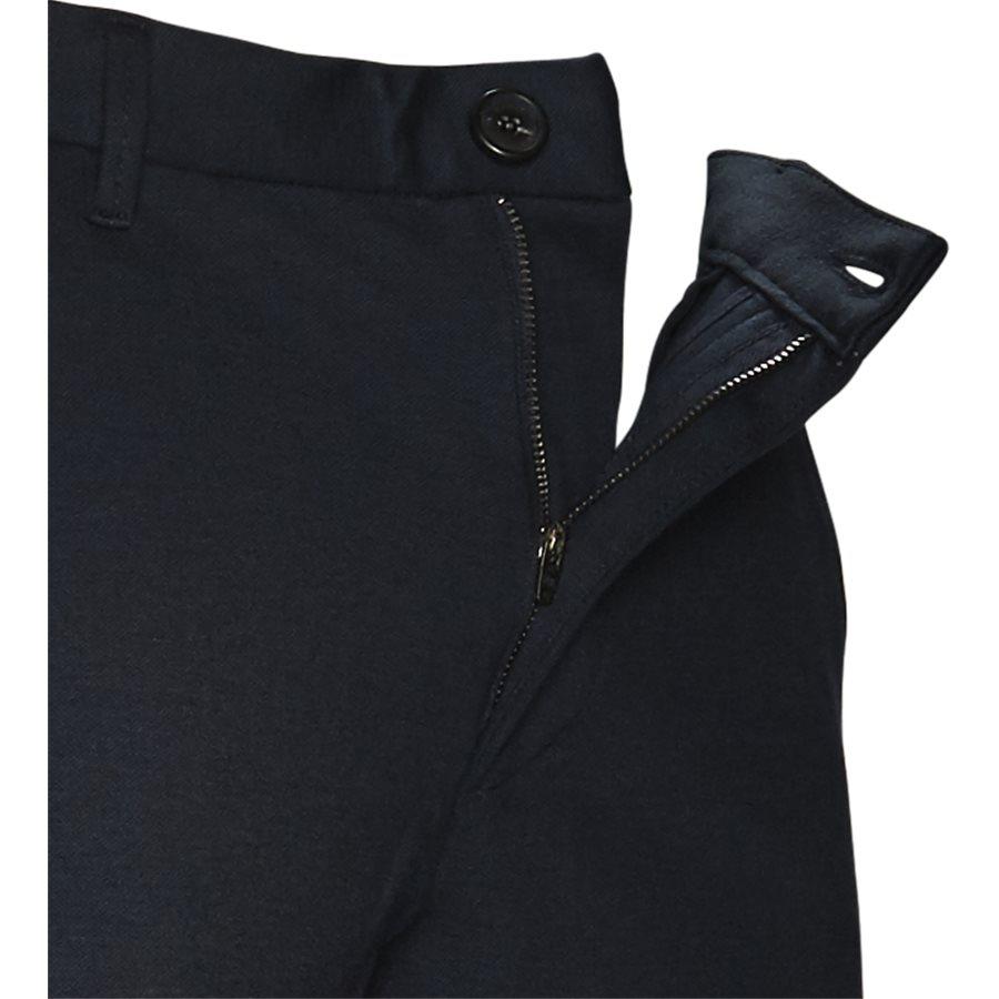 PISA JERSEY - Pisa Jersey Bukser - Bukser - Regular - NAVY - 4