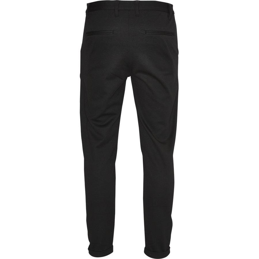 PISA LOU - Pisa Jersey Bukser - Bukser - Regular - SORT - 2