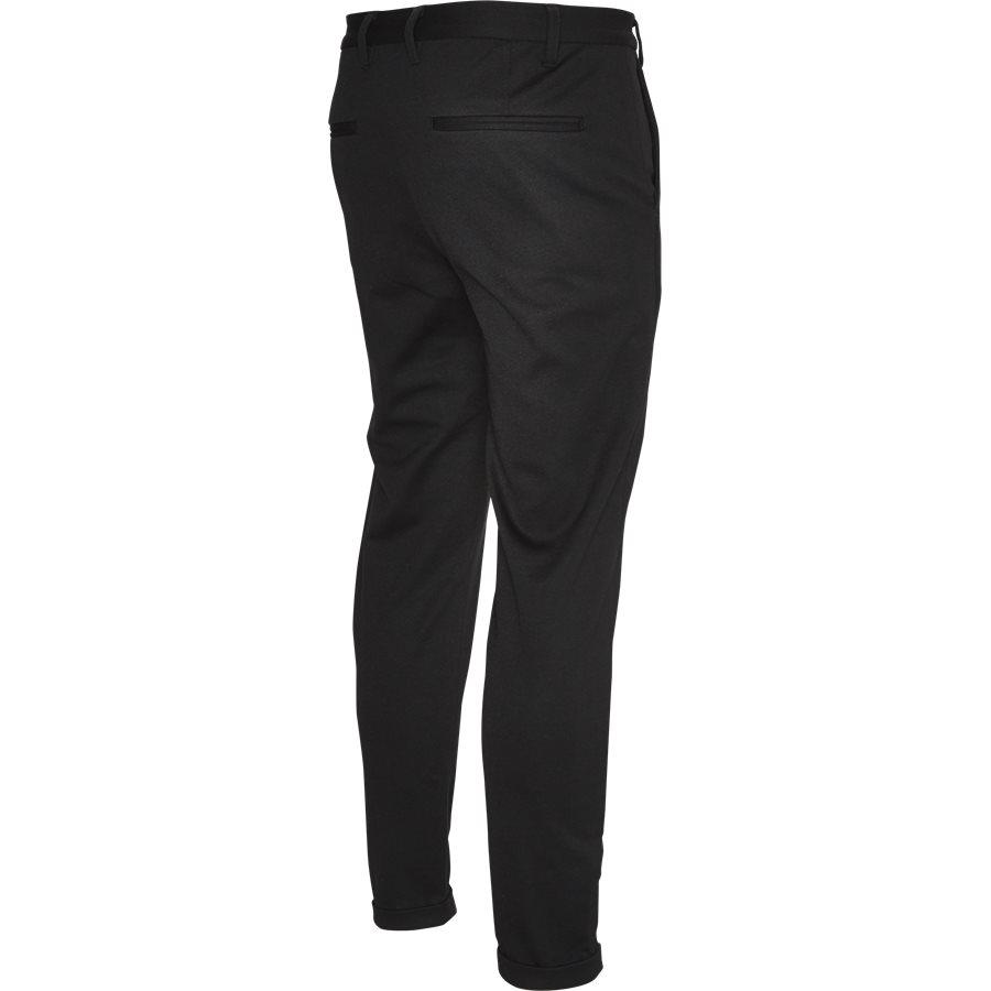 PISA LOU - Pisa Jersey Bukser - Bukser - Regular - SORT - 3