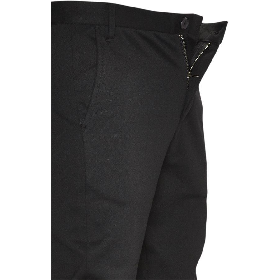 PISA LOU - Pisa Jersey Bukser - Bukser - Regular - SORT - 4