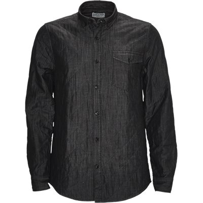 Cole Shirt Regular | Cole Shirt | Sort
