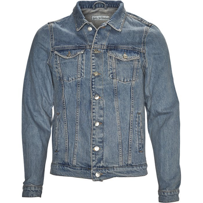 Rolf Light Blue - Jakker - Regular - Denim