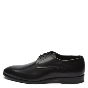 C-Dresios Leather Derby Sko C-Dresios Leather Derby Sko | Sort