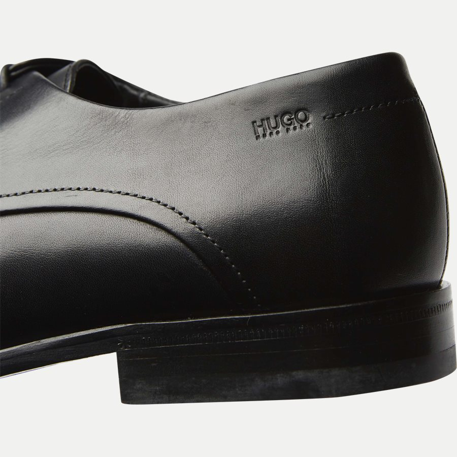 50307676 C-DRESIOS - C-Dresios Leather Derby Sko - Sko - SORT - 5