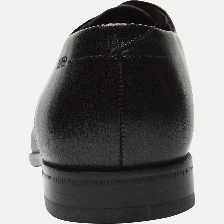 50307676 C-DRESIOS - C-Dresios Leather Derby Sko - Sko - SORT - 7