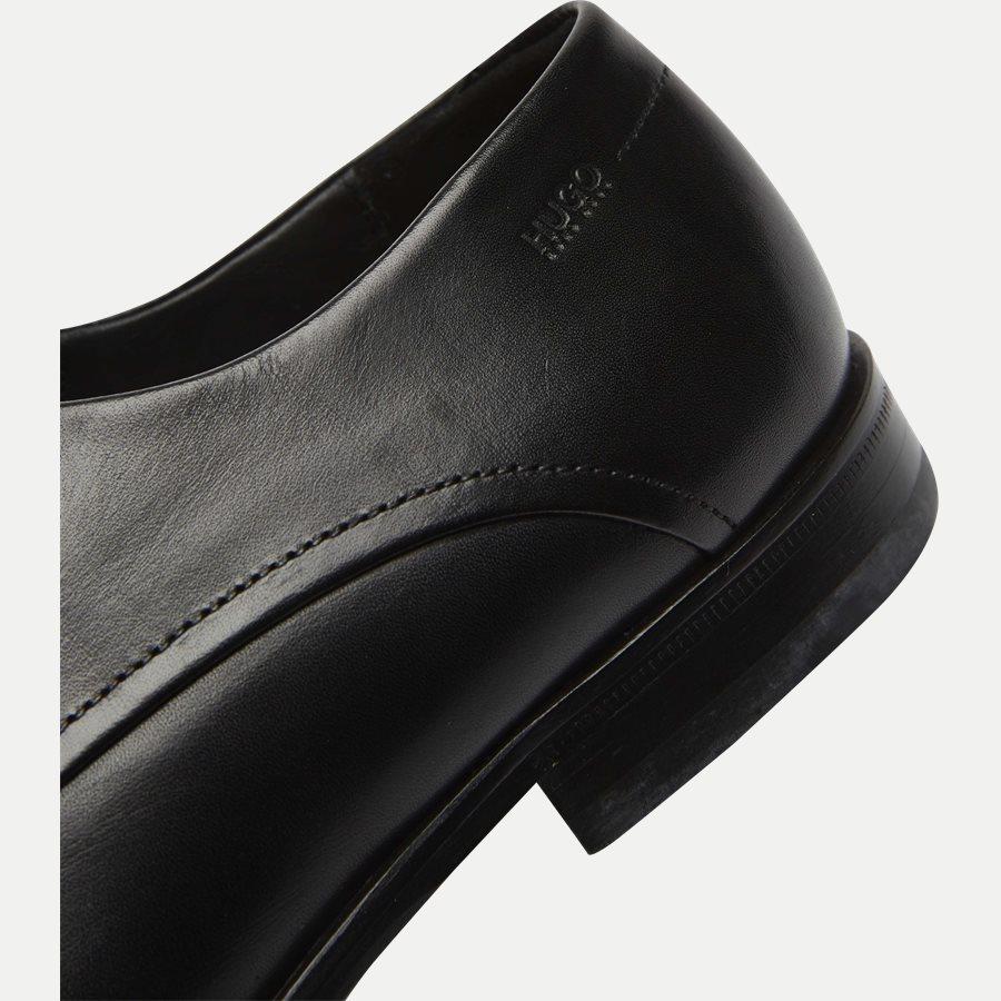 50307676 C-DRESIOS - C-Dresios Leather Derby Sko - Sko - SORT - 10