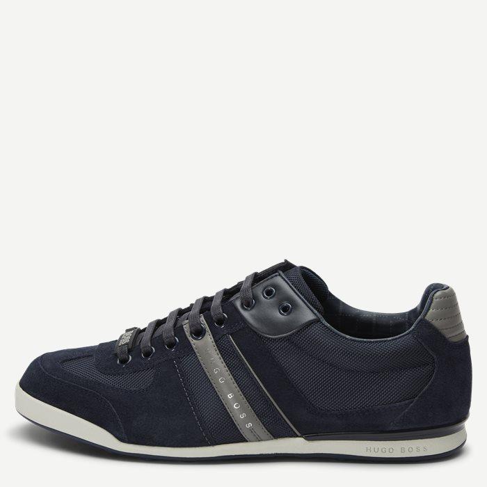 Akeen Sneaker - Sko - Blå
