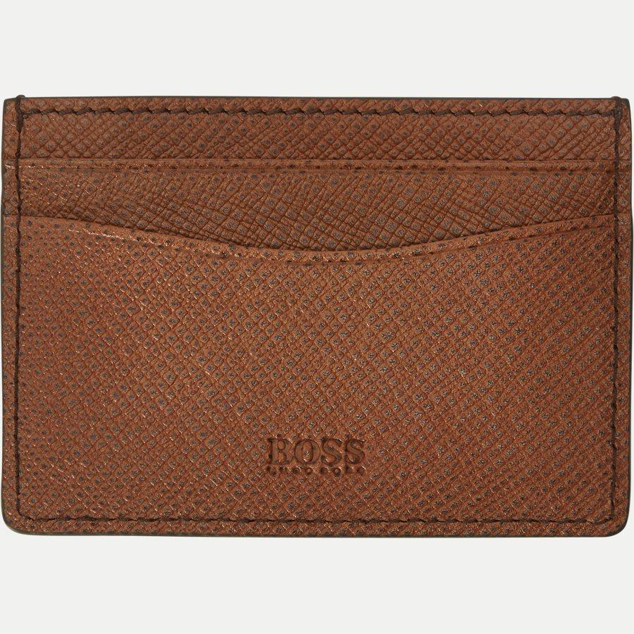 50311746 SIGNATURE_S CARD - Signature_S Kortholder - Accessories - BRUN - 2