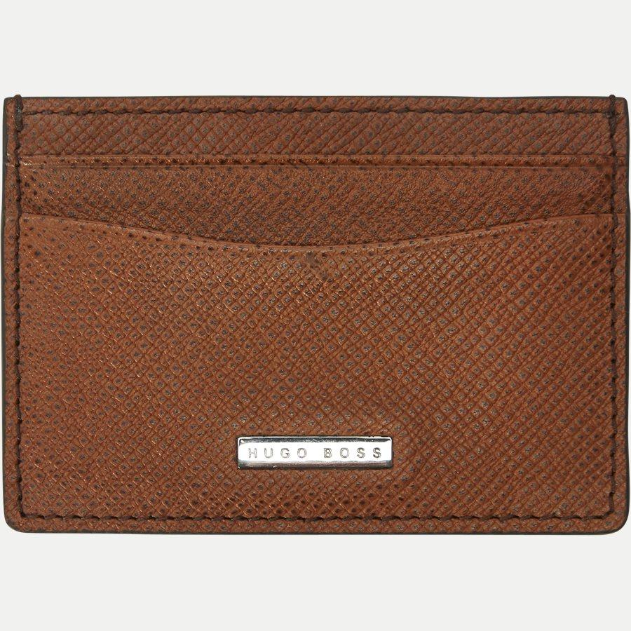50311746 SIGNATURE_S CARD - Signature_S Kortholder - Accessories - BRUN - 1