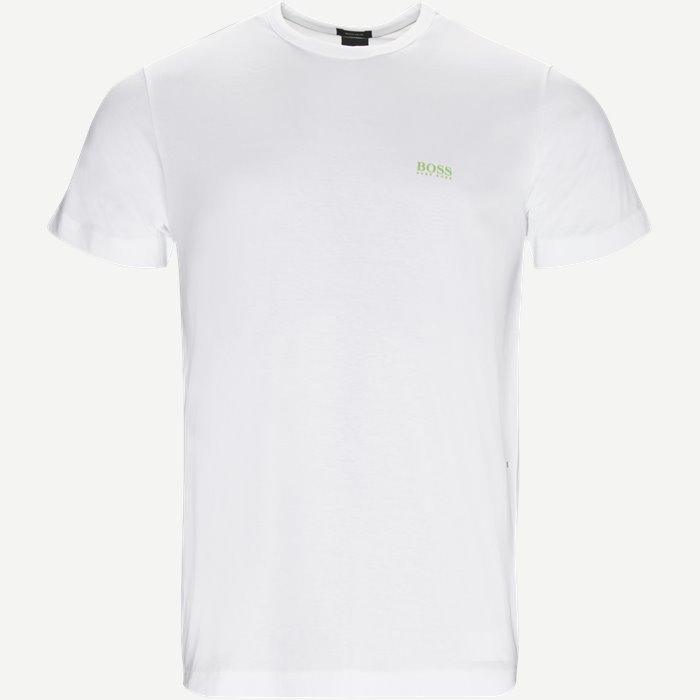 Tee T-shirt - T-shirts - Regular - Hvid