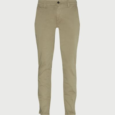 Slim fit | Byxor | Sand