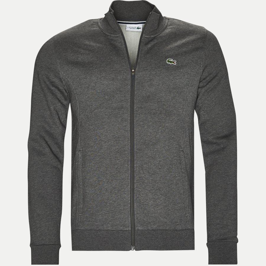 SH7616, - Zip-up Fleece Sweatshirt - Sweatshirts - Regular - KOKS - 1