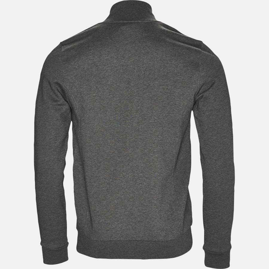 SH7616 - Zip-up Fleece Sweatshirt - Sweatshirts - Regular - KOKS - 2