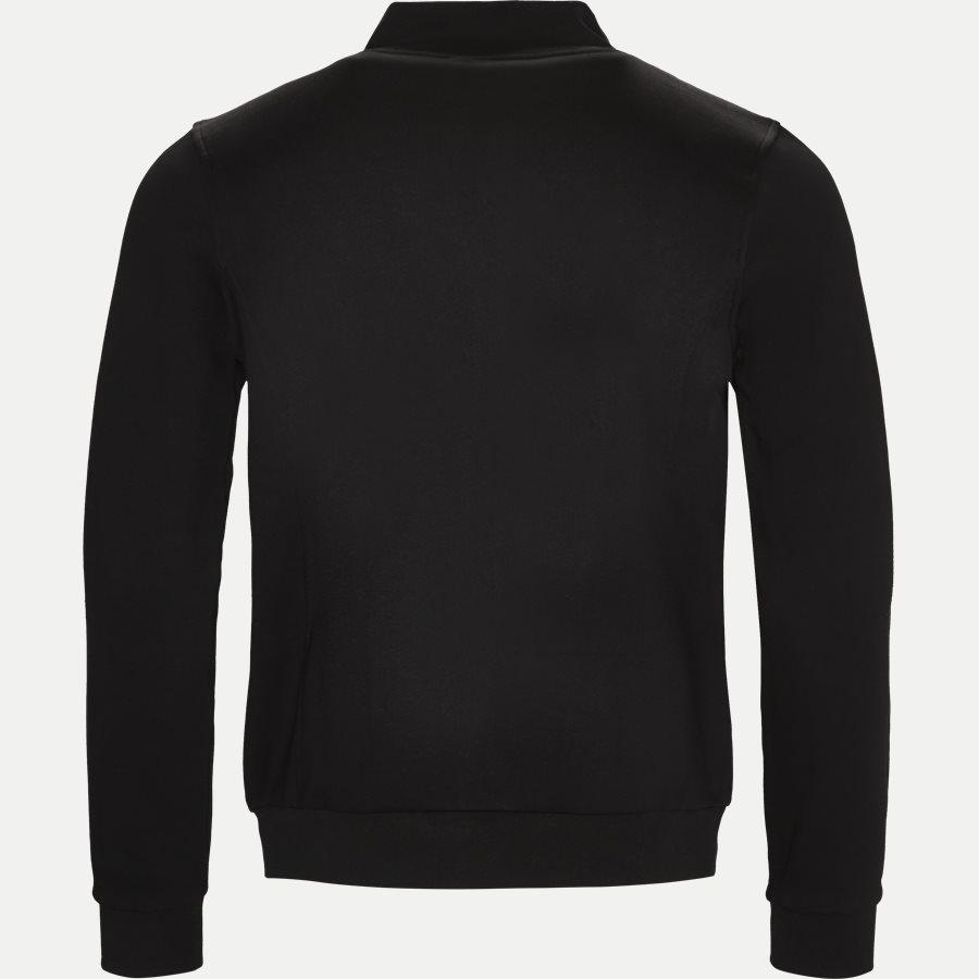 SH7616, - Zip-up Fleece Sweatshirt - Sweatshirts - Regular - SORT - 2