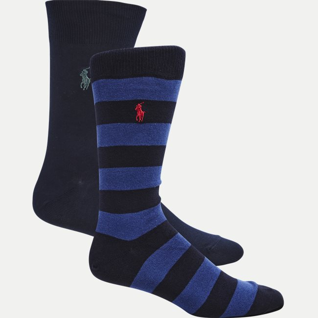 Rugby Cotton Socks