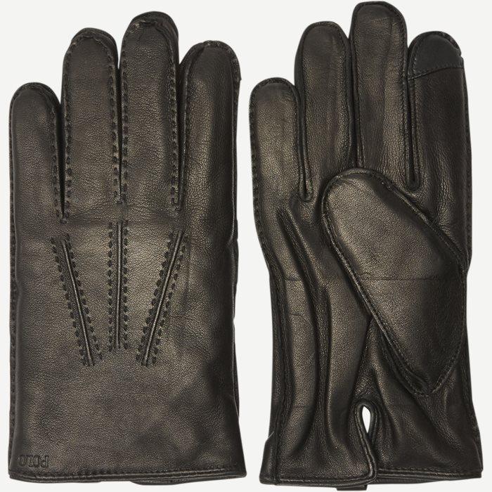 Fåreskindhandsker - Handsker - Regular - Sort