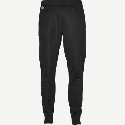 Sport Tennis Trackpants Regular | Sport Tennis Trackpants | Sort