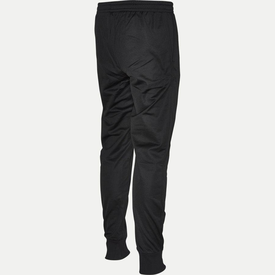 XH0452 - Sport Tennis Trackpants - Bukser - Regular - SORT - 3