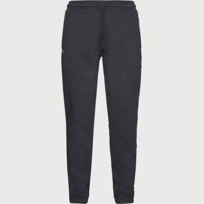 Tennis Fleece Trackpants Regular | Tennis Fleece Trackpants | Grå