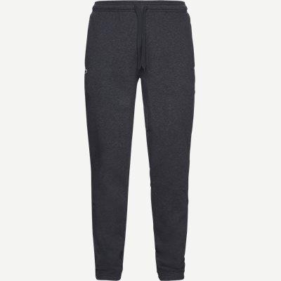 Tennis Fleece Trackpants Regular | Tennis Fleece Trackpants | Grå