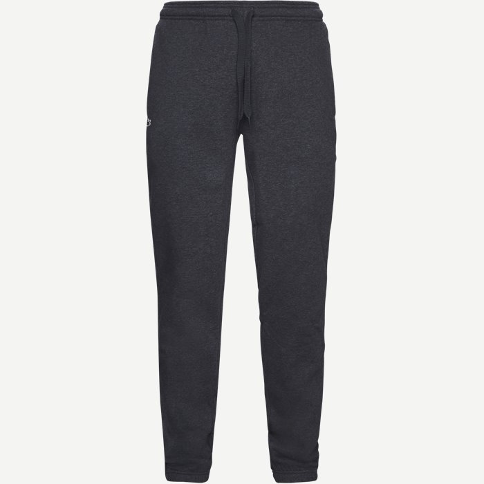 Tennis Fleece Trackpants - Bukser - Regular - Grå