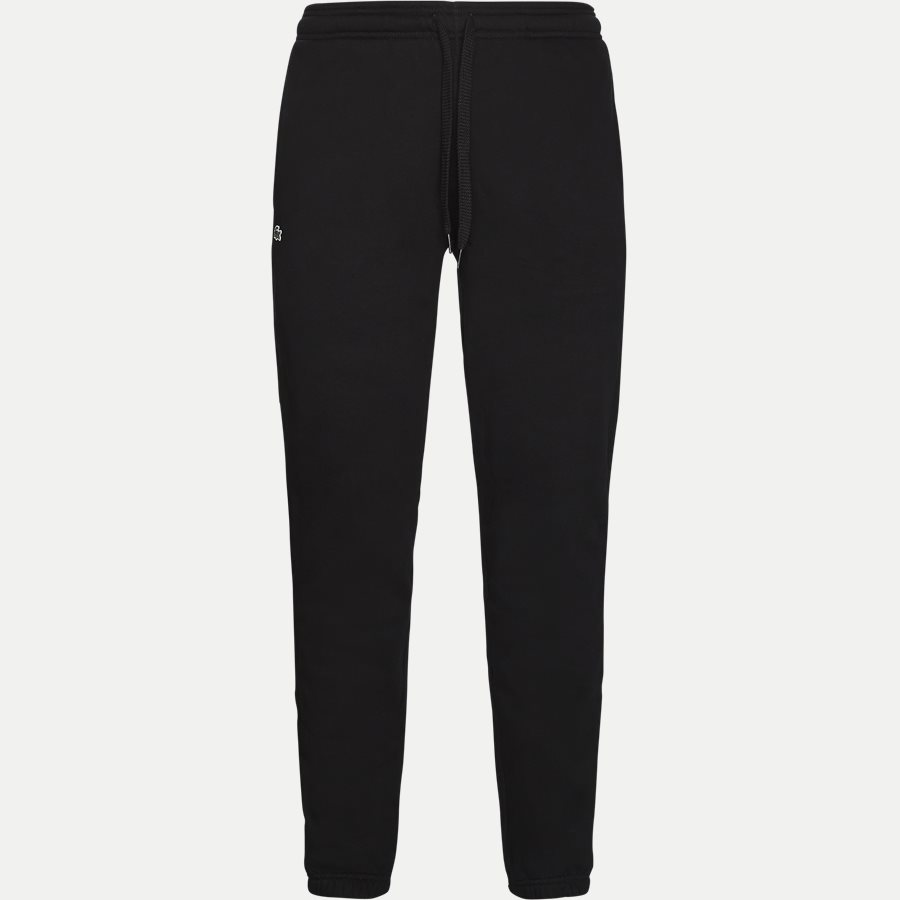 XH7611 - Tennis Fleece Trackpants - Bukser - Regular - SORT - 1