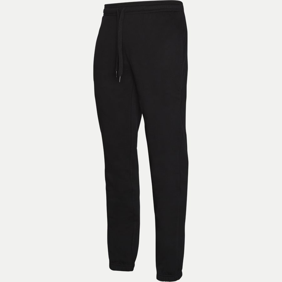 XH7611 - Tennis Fleece Trackpants - Bukser - Regular - SORT - 3