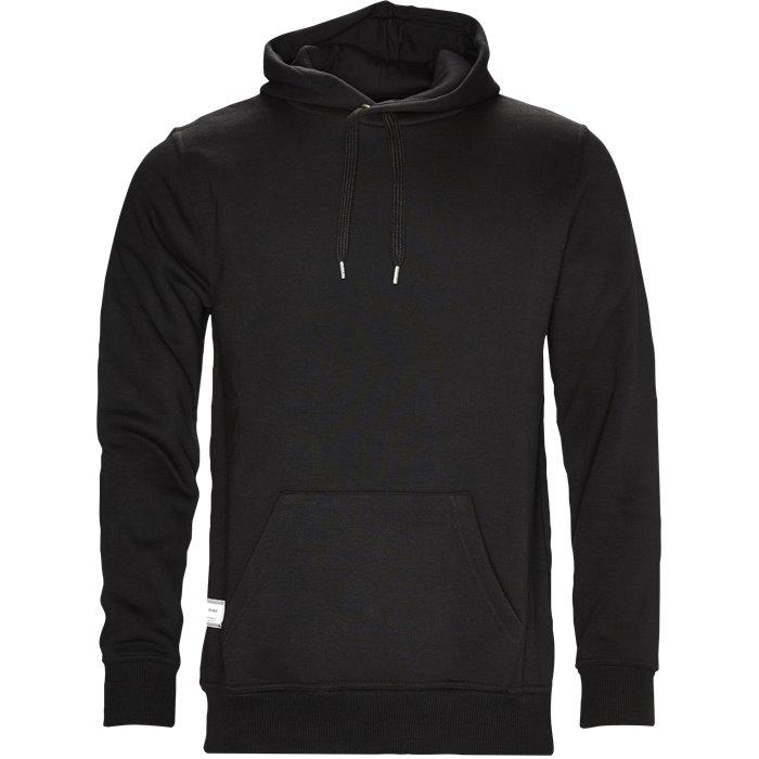 Lopez - Sweatshirts - Regular - Sort