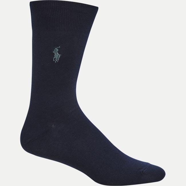 2-pack Mercerized Cotton Socks
