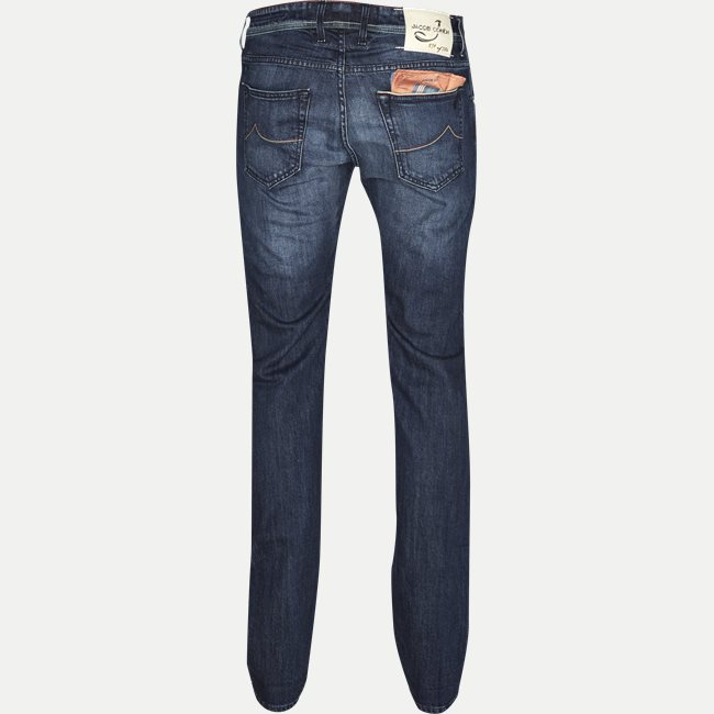 Limited Edition Håndlavede Jeans