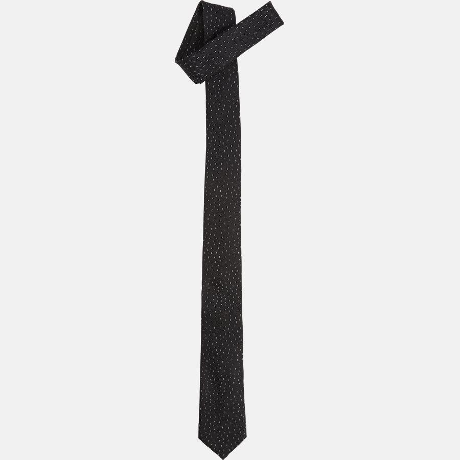 3006 - 3006 slips - Slips - BLACK - 1