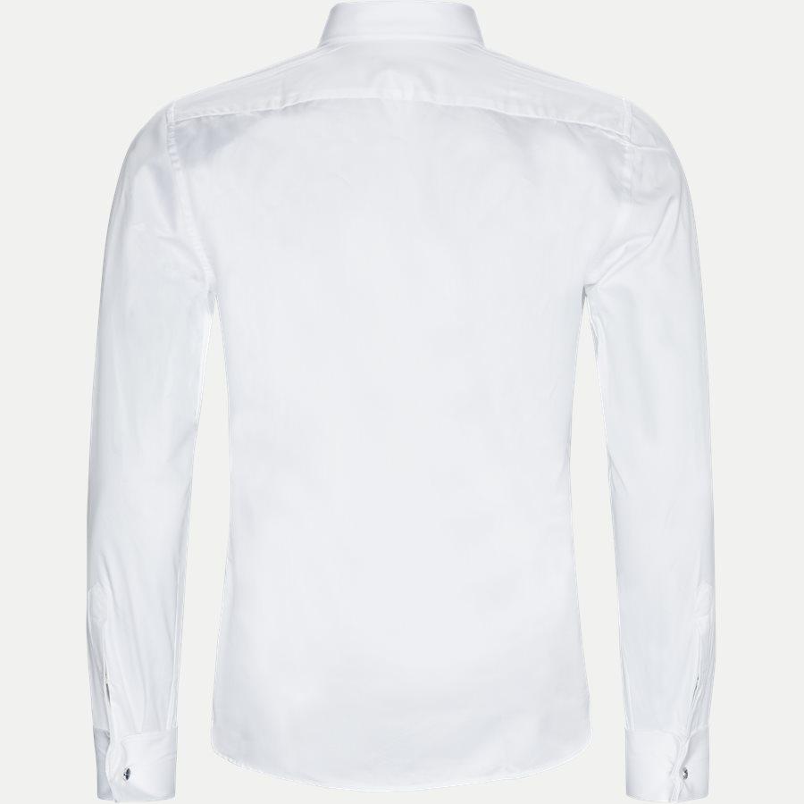 1467 726771/626771 - Dobbelt Manchet Skjorte - Skjorter - HVID - 5