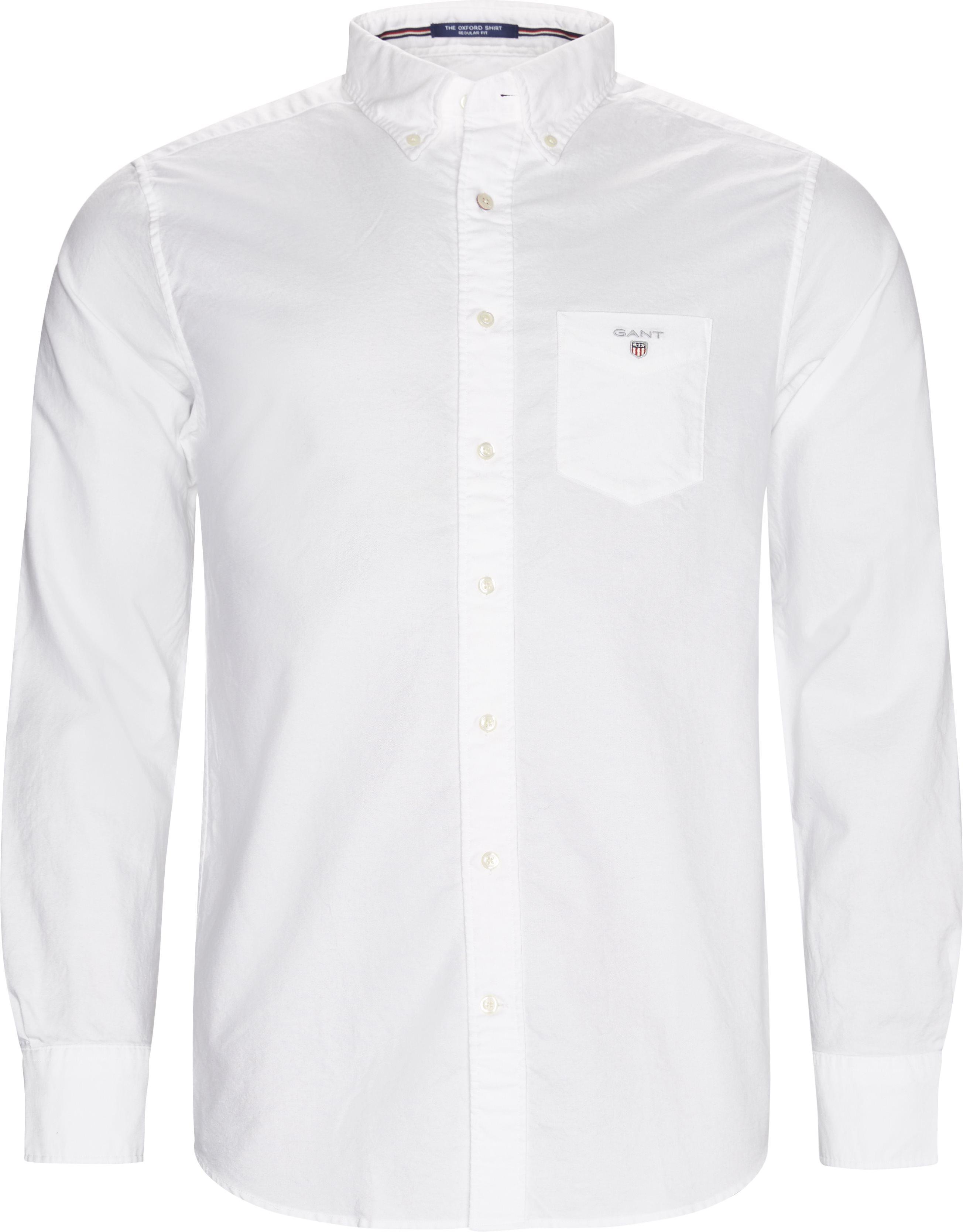 c455c2cfe 371000 OXFORD | Button-down Oxford Skjorte