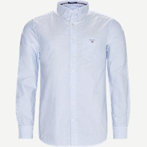 Button-down Oxford Skjorte Regular | Button-down Oxford Skjorte | Blå