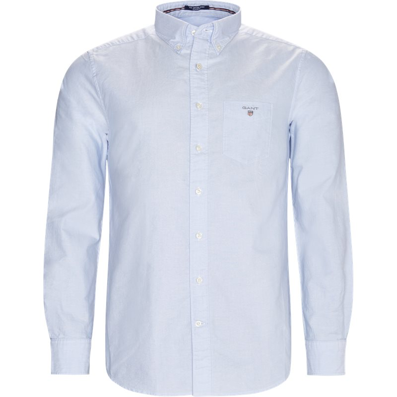 gant Gant - button-down oxford skjorte fra kaufmann.dk