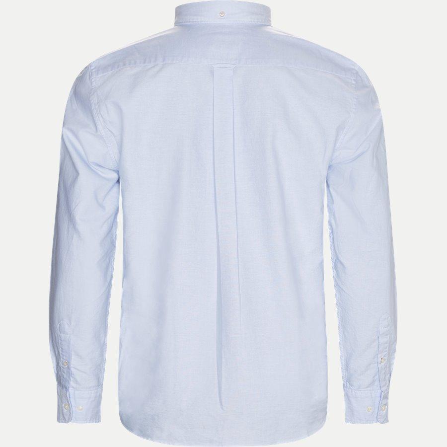 371000 OXFORD - Button-down Oxford Skjorte - Skjorter - Regular - LYSBLÅ - 2