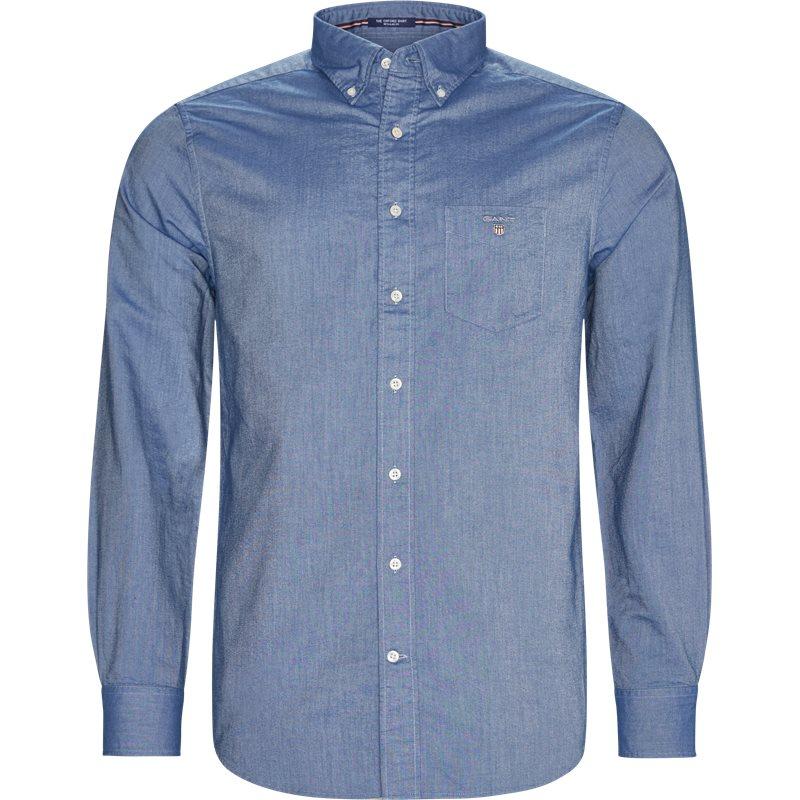 Image of   Gant - Button-down Oxford Skjorte