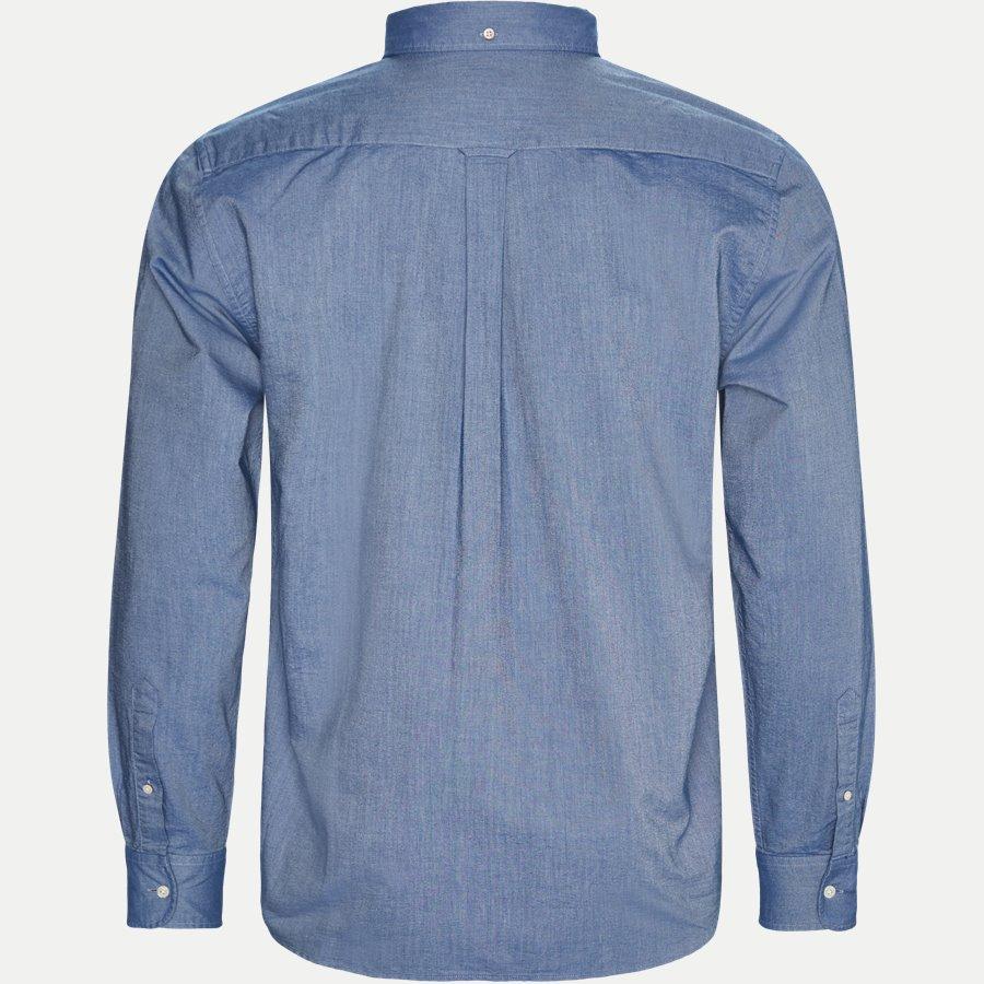 371000 OXFORD - Button-down Oxford Skjorte - Skjorter - Regular - NAVY - 2