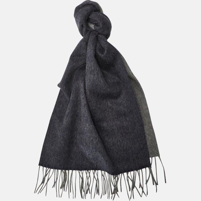 5000 N halstørklæde  - Tørklæder - Blå