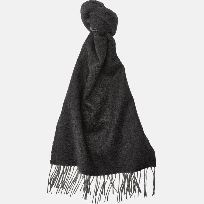 5000 N halstørklæde  - Tørklæder - Grå
