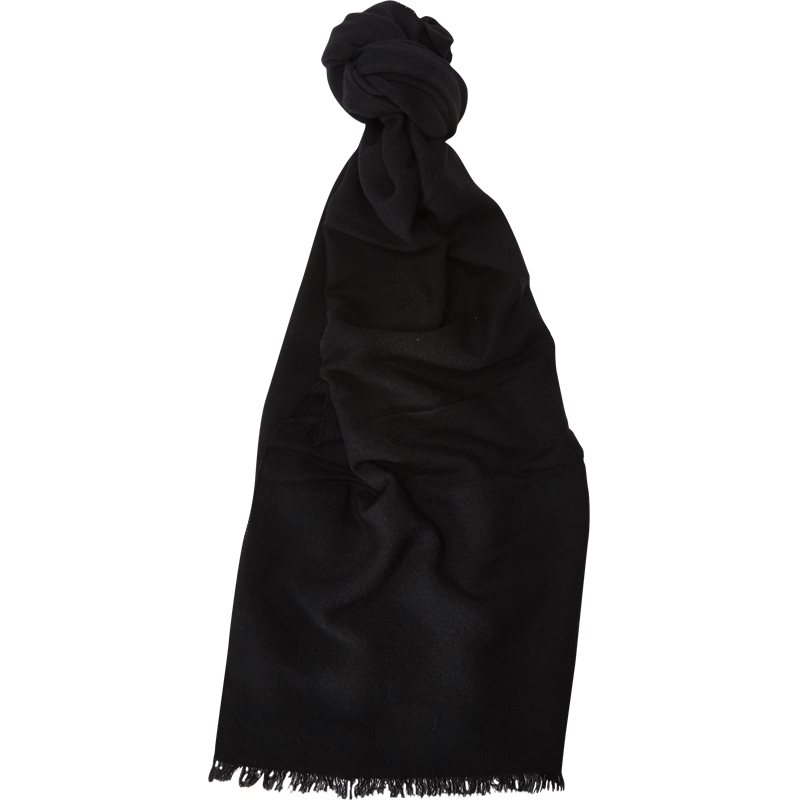 lanvin Lanvin 5043 tørklæde black fra axel.dk
