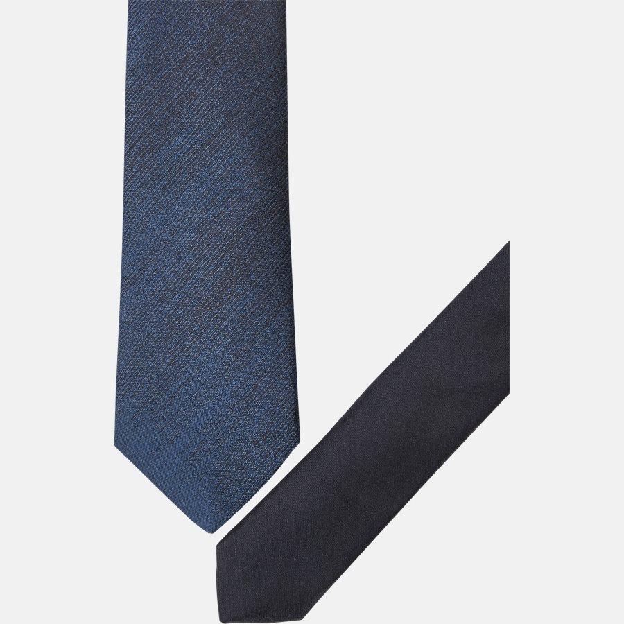 3400 - 3400 slips - Slips - NAVY - 2