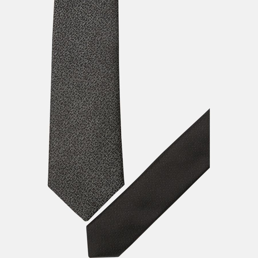 3406 - 3406 slips - Slips - BLACK - 2
