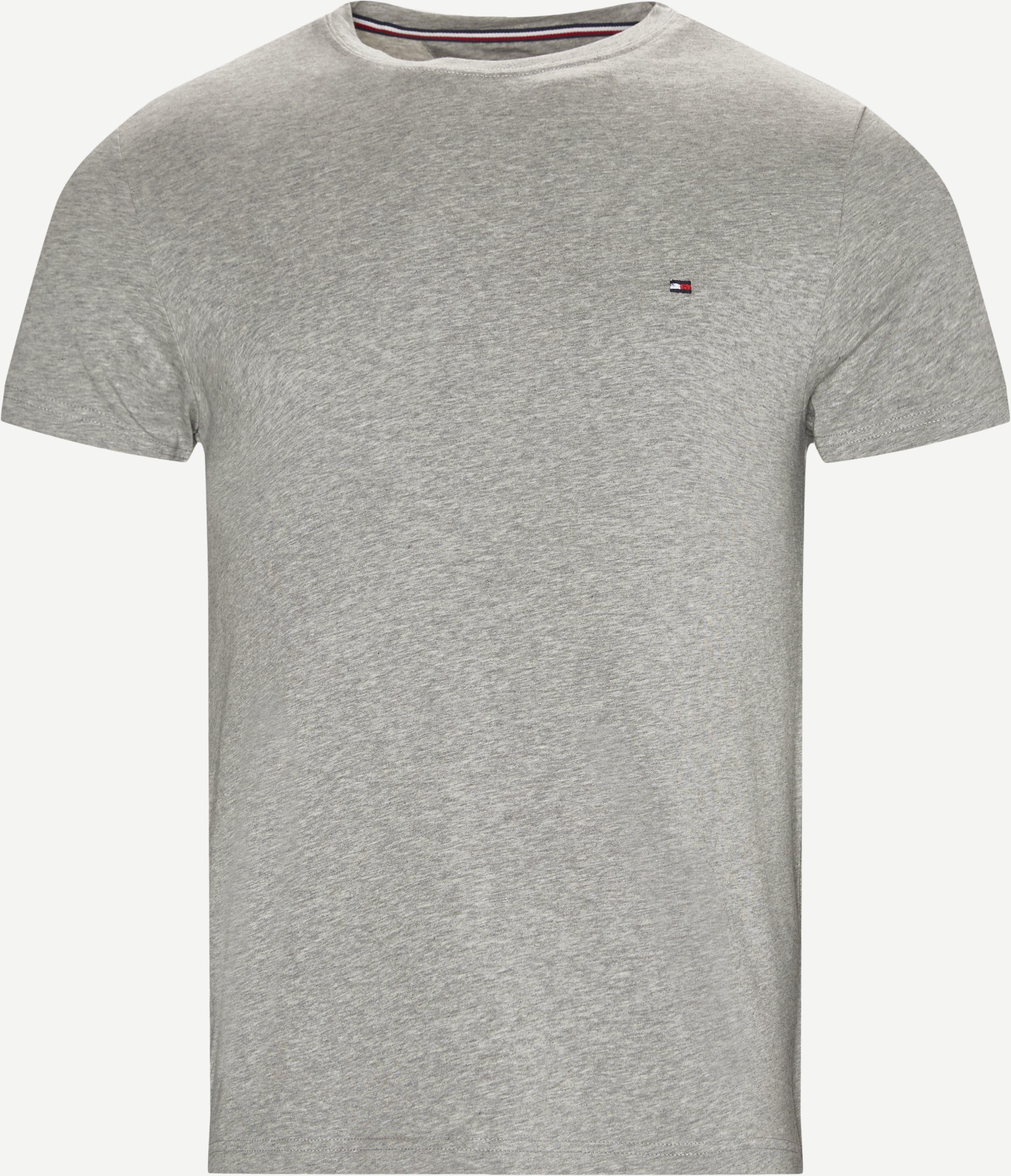 T-shirts - Slim - Grey