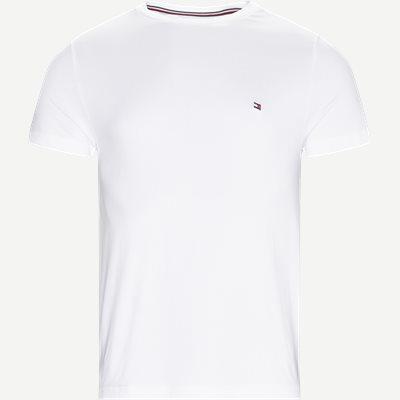 Slim | T-Shirts | Weiß