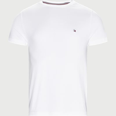 Slim | T-shirts | White
